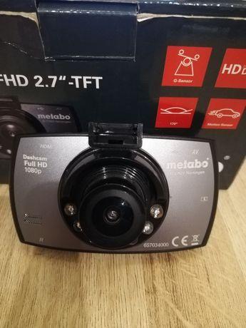 "Wideorejestrator, kamera Metabo FHD 2.7 """