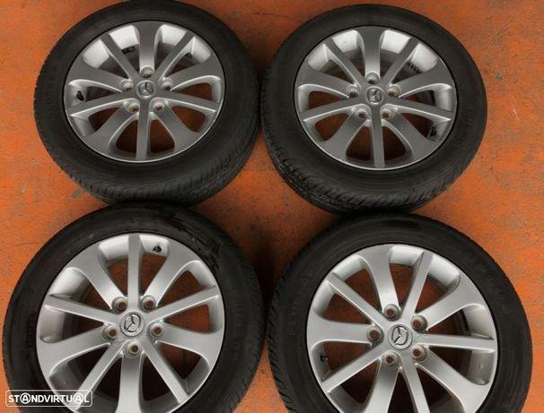 Jantes Mazda 6 205/55 R16