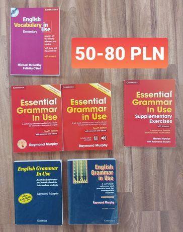 Książka do nauki angielskiego English is use