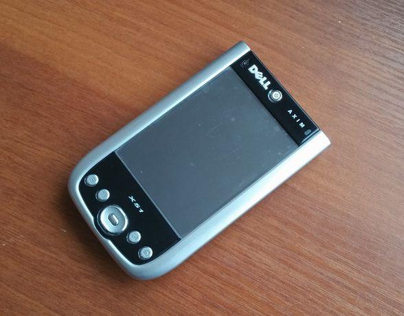КПК Dell x51 WM6 - reader, mp3 player + Dell x51v