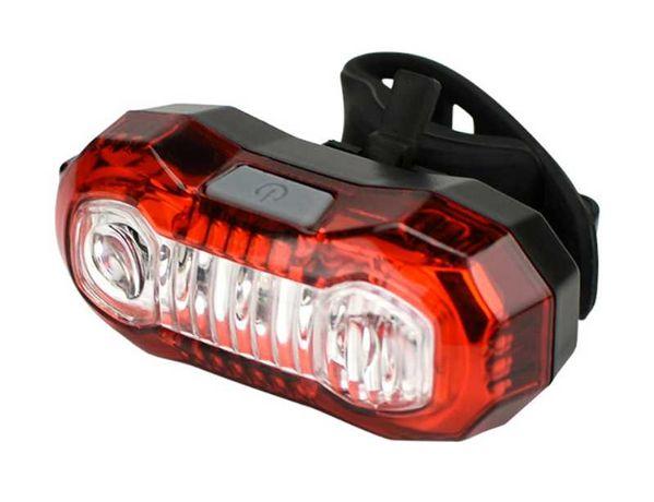 Велосипедний задній ліхтар HUIBO BL-203   задня велофара, стоп сигнал