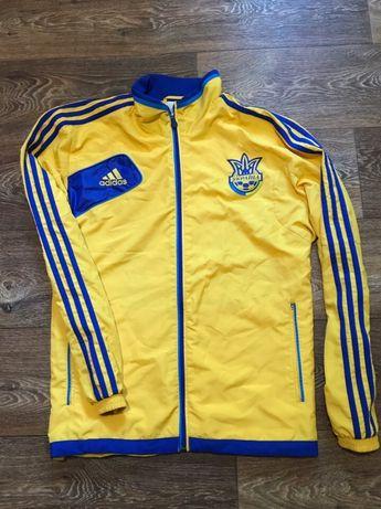 Олимпийка, куртка Адидас сборная Украины. Збірна України. Adidas. FC