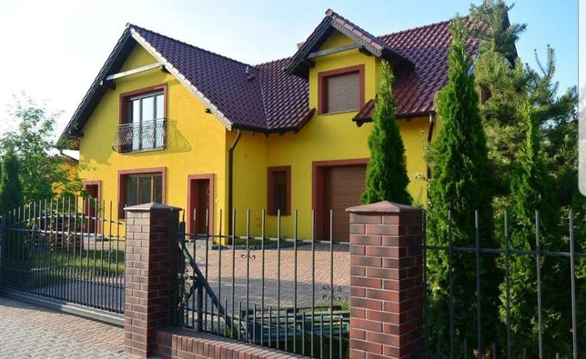 Atrakcyjny dom wolnostojący Międzychód