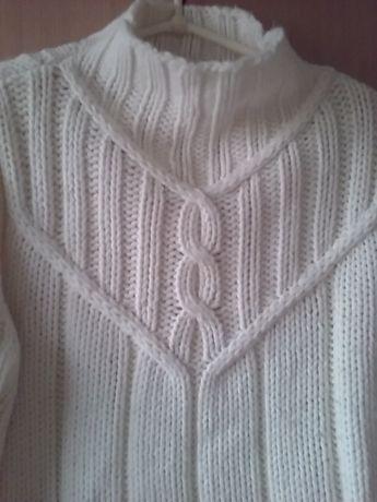 sweter ESPRIT gruba wełna