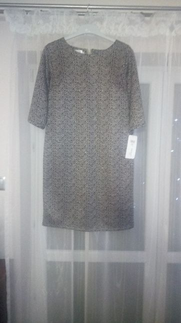 Sukienki i bluzka