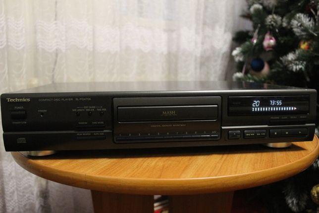 Продам CD проигрывательTechnics 470 в отличном состоянии.