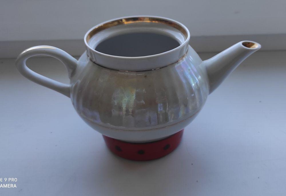 Заварник для чая без крышки Днепр - изображение 1