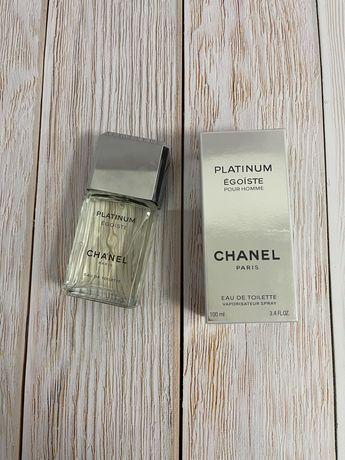 Мужская туалетная вода Egoiste Platinum 100 ml парфюм мужские духи