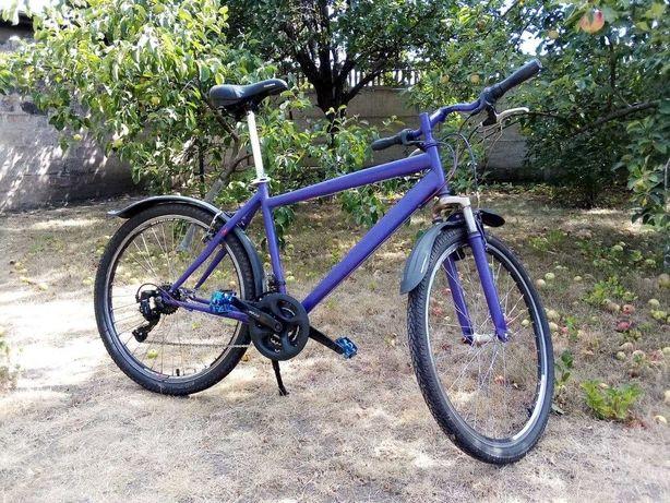Велосипед горный рама 21 колёса 26