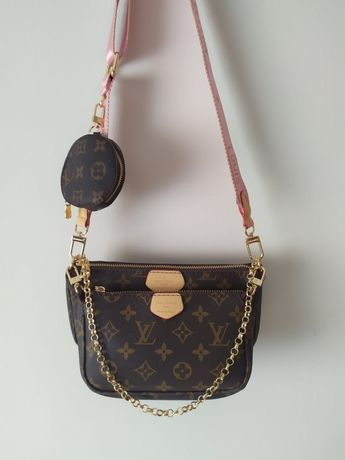 Pochete Louis Vuitton Multi