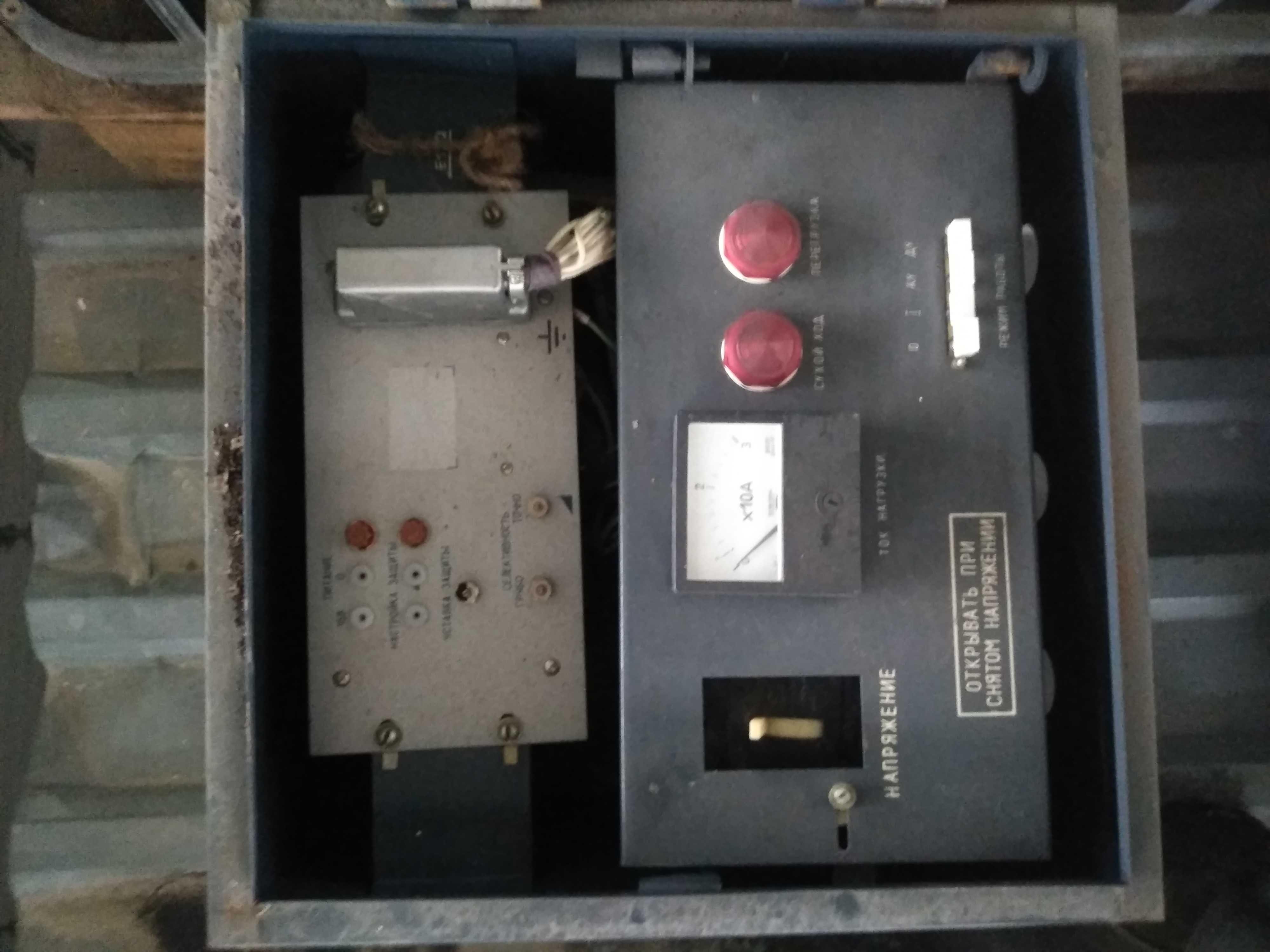 Ящик управления ЯГ 5102-34-7Б1- У2