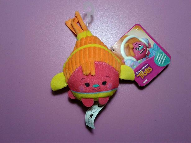 Мягкая игрушка Диджей Звуки Тролли Hasbro