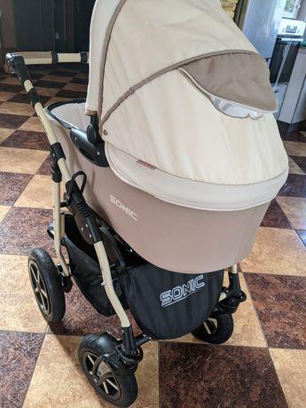 Детская коляска универсальная 3 в 1 Verdi Sonic