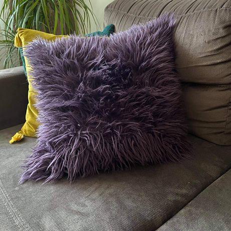 Poszewka na poduszkę 45x45 cm Home&you fiolet NOWA
