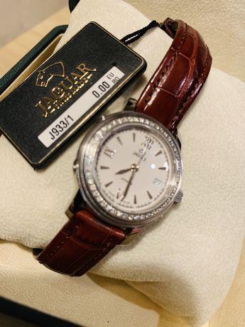 Часы JAGUAR 50 бриллиантов.
