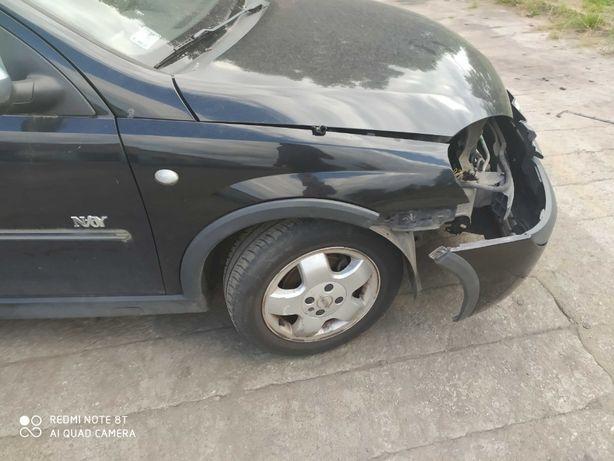 Opel corsa C lusterko prawe