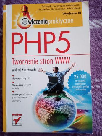 PHP5 Tworzenie stron www przewodnik