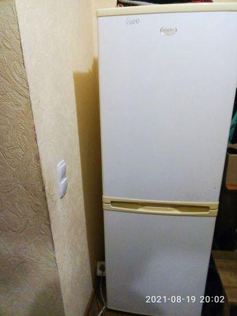 Немецкий тихий холодильник!