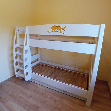 Łóżko piętrowe - MEBLIK (kontakt SMS - oddzwonimy)