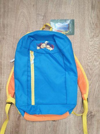 Nowy plecaczek do przedszkola mały plecak tornister dziecięcy
