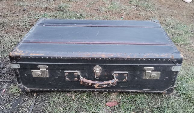 Stara walizka kufer