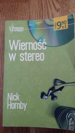 Wiernośc w stereo Nick Hornby