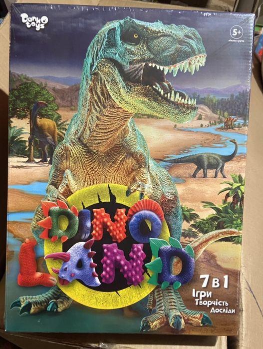 Гра Dino Land 7в1 Лубны - изображение 1