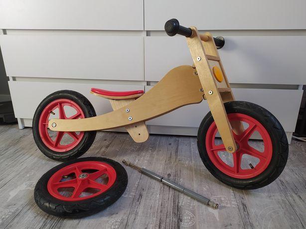 Rowerek biegowy Geuther drewniany