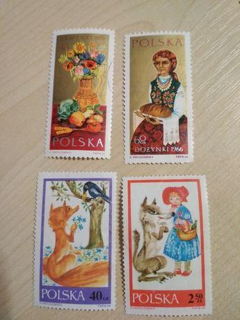 Znaczki pocztowe, różne