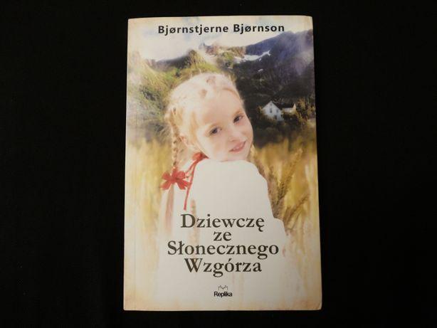 """""""Dziewczę ze Słonecznego Wzgórza"""" Bjornstjerne Bjornson"""