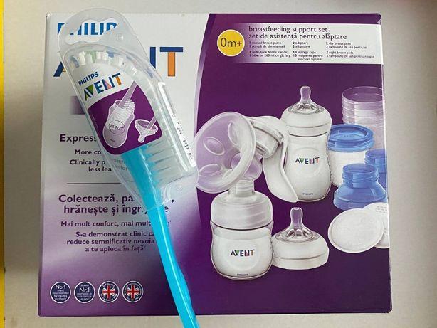 Набор для сцеживания молока Philips Avent Comfort Breastfeeding