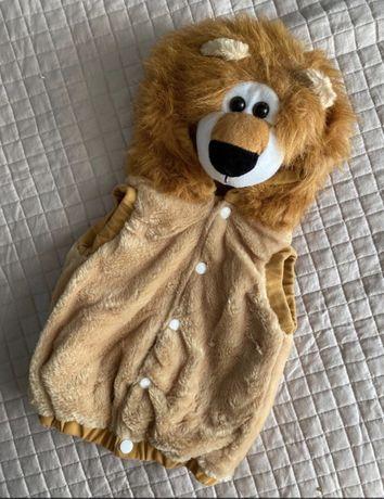 Жилет львенка Левы на малыша для фотосессий