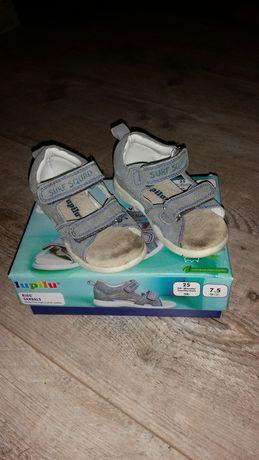 Sandały sandałki buty chłopięce Lupilu rozmiar 25