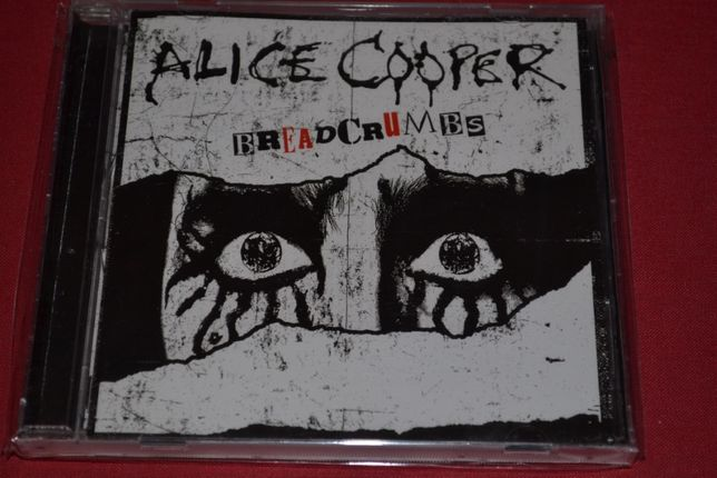 "Alice Cooper ""Breadcrumbs"" (2019) EP Новый."