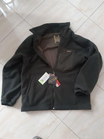 Kurtka bluza polarowa Windshield nowa XL zielona Tagart na polowanie