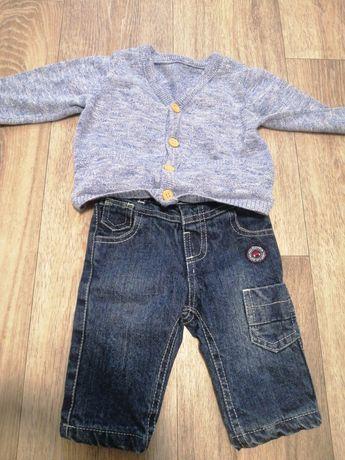 Продам кофту и джинсы