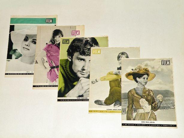 '' Film '' , tygodnik z PRL , 5 numerów z lat '1969 - '1971