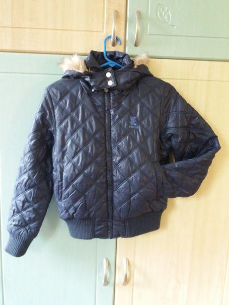 Куртка, курточка на дівчинку, зріст 155см