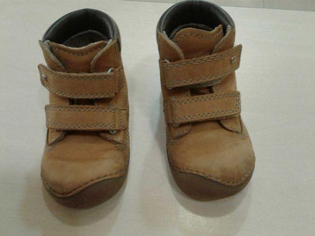 Ботинки кожа 250руб