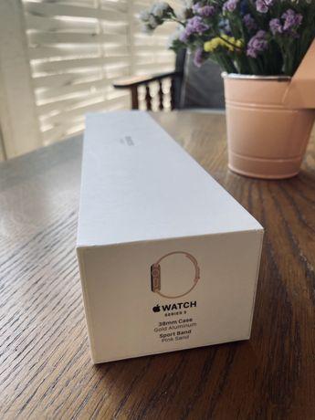 Apple watch series 3, case 38mm