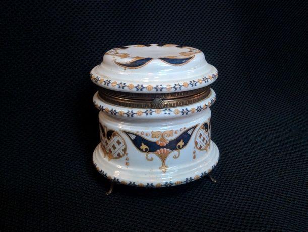 Caixa Porcelana Bronze ACF