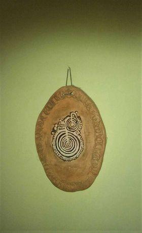 Cerâmica decorativa Celta.