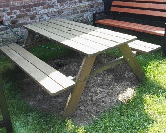 Sprzedam ławkę ogrodowa