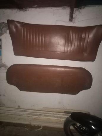 Сиденья, диван ваз 2101