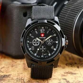 Наручные часы Мужские кварцевые Swiss Army
