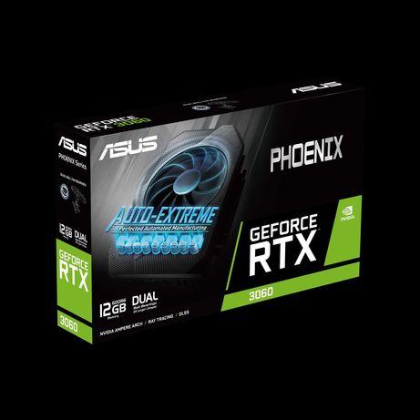 ASUS phoenix RTX 3060 (non LHR, не ЛХР, не LHR)