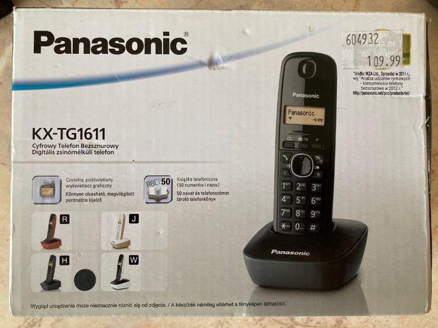 Telefon Stacjonarny Panasonic KX-TG1611