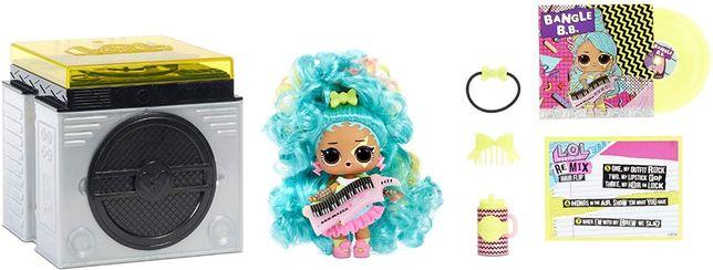 Кукла ЛОЛ Ремикс Музыкальный сюрприз с волосами LOL Surprise Remix