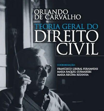Livro Teoria Geral do Direito Civil