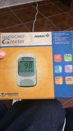 Medidor de diabetes